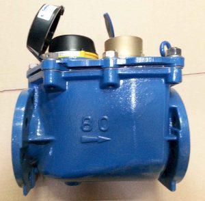"""Verbundwasserzähler Qn 40 m³/h mit Nebenzähler Type """"MON"""""""
